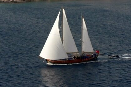 Charter Sailing yacht Custom Made Trippin Bodrum