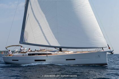 Location Voilier Dufour Yachts Dufour 56 with A/C Tortola