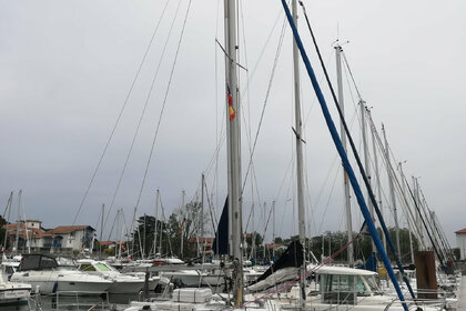 Hire Sailboat DUFOUR SAFARI Hendaye
