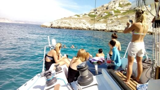 ALU BOAT PRESTIGE RIO 1200 in Marseille for hire