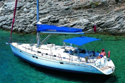 Rental Sailboat BENETEAU OCEANIS 461 Salerno