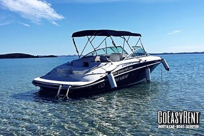 Rental Motorboat FOUR WINNS 230 HORIZON Zadar