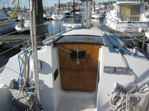 Sailboat Beneteau First 285 for hire