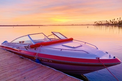 Hire Motorboat Sea Ray Seville San Diego