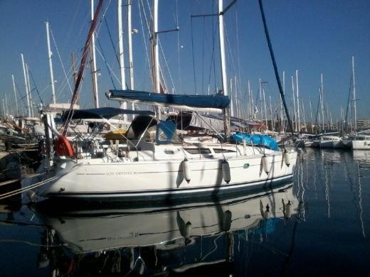 Jeanneau Sun Odyssey  40 in Athens for rental