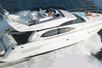 Rental Motorboat AZIMUT 58 Flybridge Athens