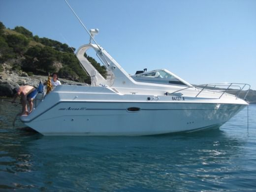 Motorboat ARCOA ARCOA 857 for hire