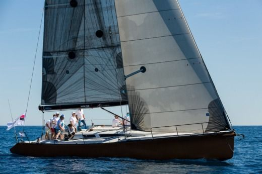 Sydney Yacht Irc46 in Marseille for hire