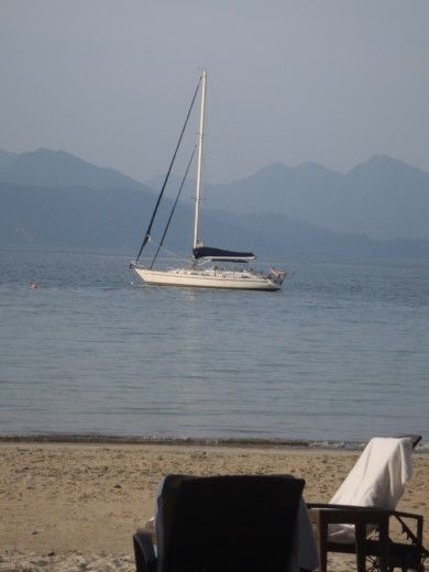 Charter sailboat in Langkawi peer-to-peer