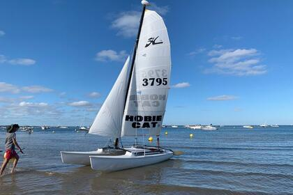 Location Catamaran Hobie Cat Hobie Cat 15 Lège-Cap-Ferret