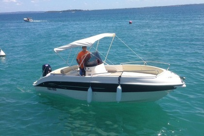 Verhuur Motorboot As Marine 570 Open Moniga del Garda
