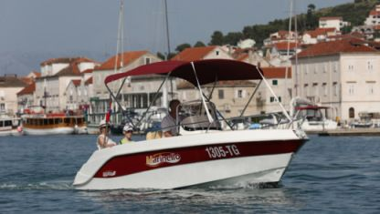 Charter Motorboat Marinello Fisherman 17 Trogir