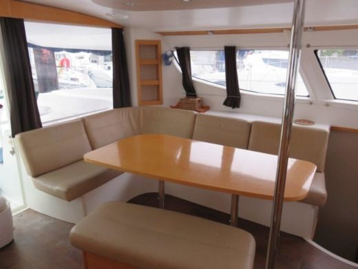 Fountaine Pajot Salina 48 in Victoria for hire
