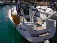 Jeanneau Sun Odyssey 32I in Rogoznica for rental