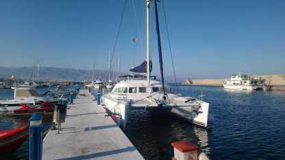 Location Catamaran Lagoon Lagoon 380 S2 Huelva