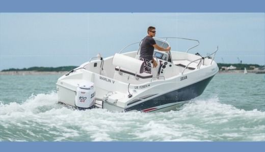 Motorboat SELVA OPEN D. 5.7 peer-to-peer