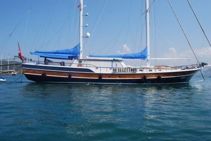 Location Voilier Ece Yachting Ketch Fethiye