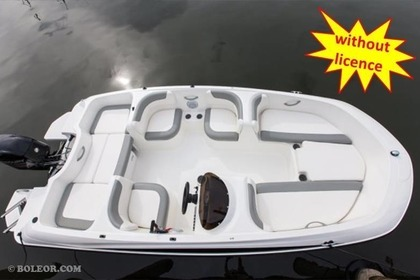Hire Motorboat BAYLINER B540 'GAIA' WITHOUT LICENCE Ca'n Pastilla