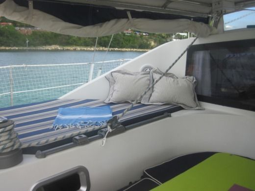 Catamaran PRIVILEGE 45 for hire