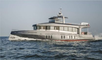 Charter Motorboat Timeless Yacht Sp Custom Monaco