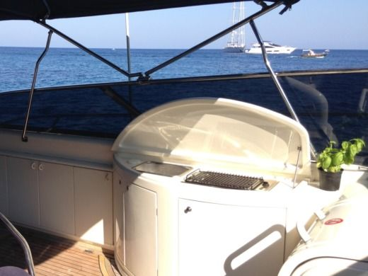 Charter motorboat in San Felice Circeo