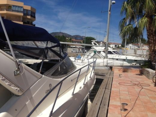 Motorboat Cranchi Zafiro 34 for hire