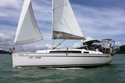 Rental Sailboat BAVARIA 33 CRUISER Phuket