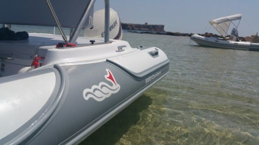 Gommone Mv Marine 620 Confort tra privati