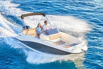 Hire Motorboat Quicksilver Activ 605 Open Tribunj