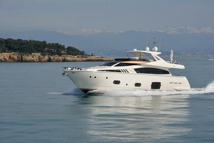 Location Yacht Ferretti CUSTOM Cannes
