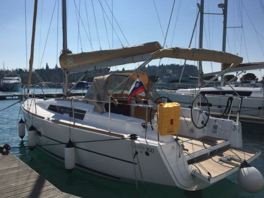 Rental Sailboat Dufour 350 Grand Large Biograd na Moru