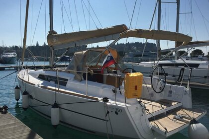 Hire Sailboat DUFOUR 350 Grand Large Biograd na Moru