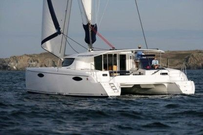 Location Catamaran Fountaine Pajot Orana 44 Olbia