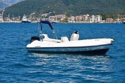 Rental RIB Scanner Envy 630 Tivat