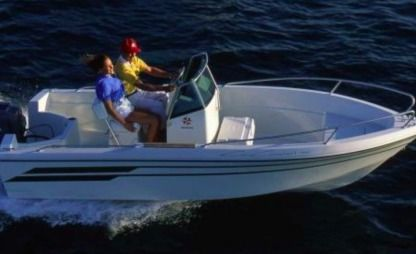 Charter Motorboat   Arradon
