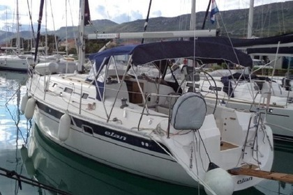 Rental Sailboat ELAN 36 Maja Zadar