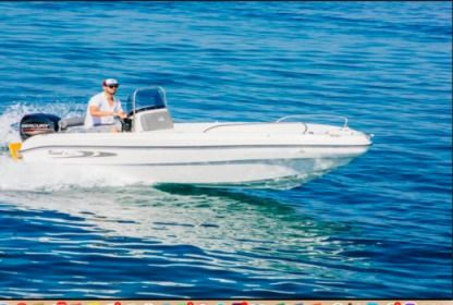Rental Motorboat Karel V160 Skiathos
