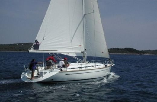 Charter Sailboat Bavaria Cruiser 49 Trogir