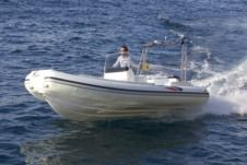 Italboats Gommone 680 a Sorrento da noleggiare