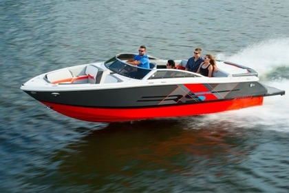 Miete Motorboot FOUR WINNS HORIZON 210 RS Toscolano-Maderno