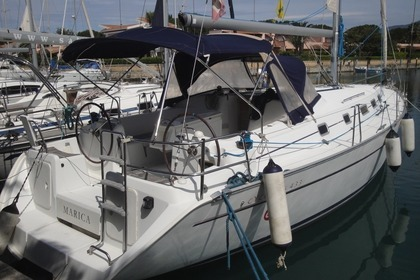 Hire Sailboat BENETEAU CYCLADES 43.3 Palermo