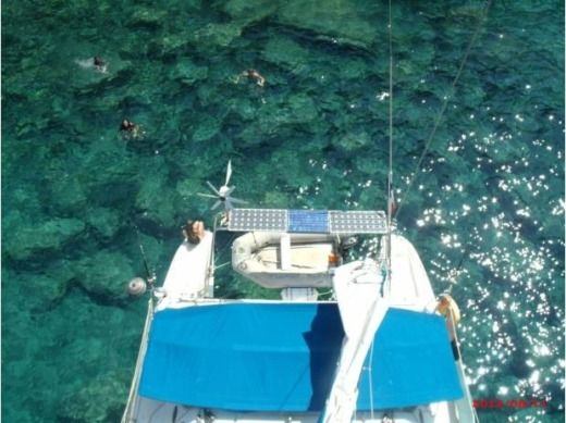 Location Catamaran Quality Marine Passion 38 Ajaccio