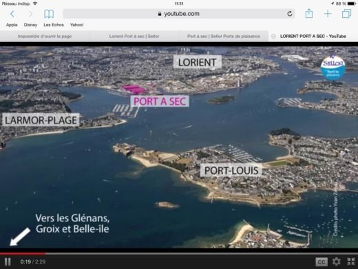 Location Semi-rigide Northstar 205Wrt Lorient