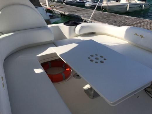 Barca a motore Sea Ray 455 Sundancer