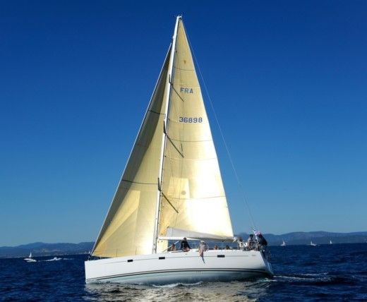 HANSE 470 in Bandol for hire