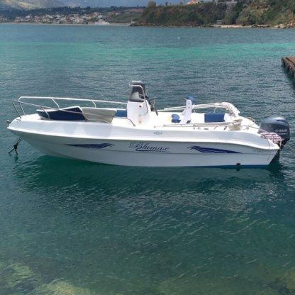 Rental Motorboat Blumax 19 Open Trappeto