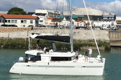 Rental Catamaran Lagoon 450 Flybridge Rhodes