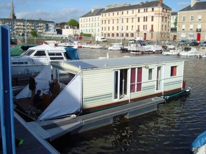 Rental Houseboat Locamerservice Familliale 6/7 Redon