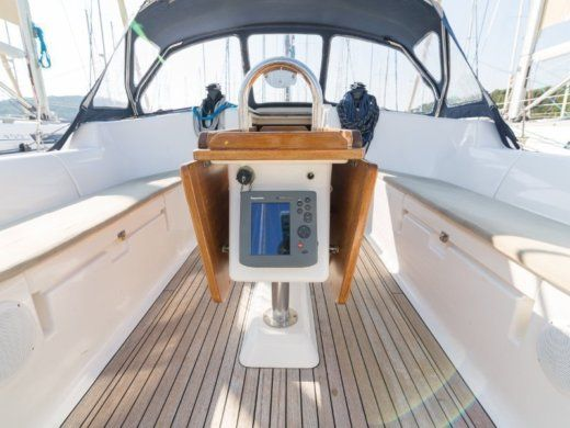 Barca a vela Dufour 455 Grand Large
