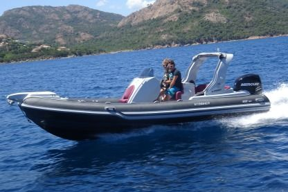 Location Semi-rigide Stingher 22 Gt Porto-Vecchio